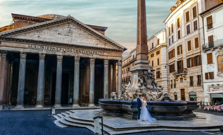 matrimoni a roma