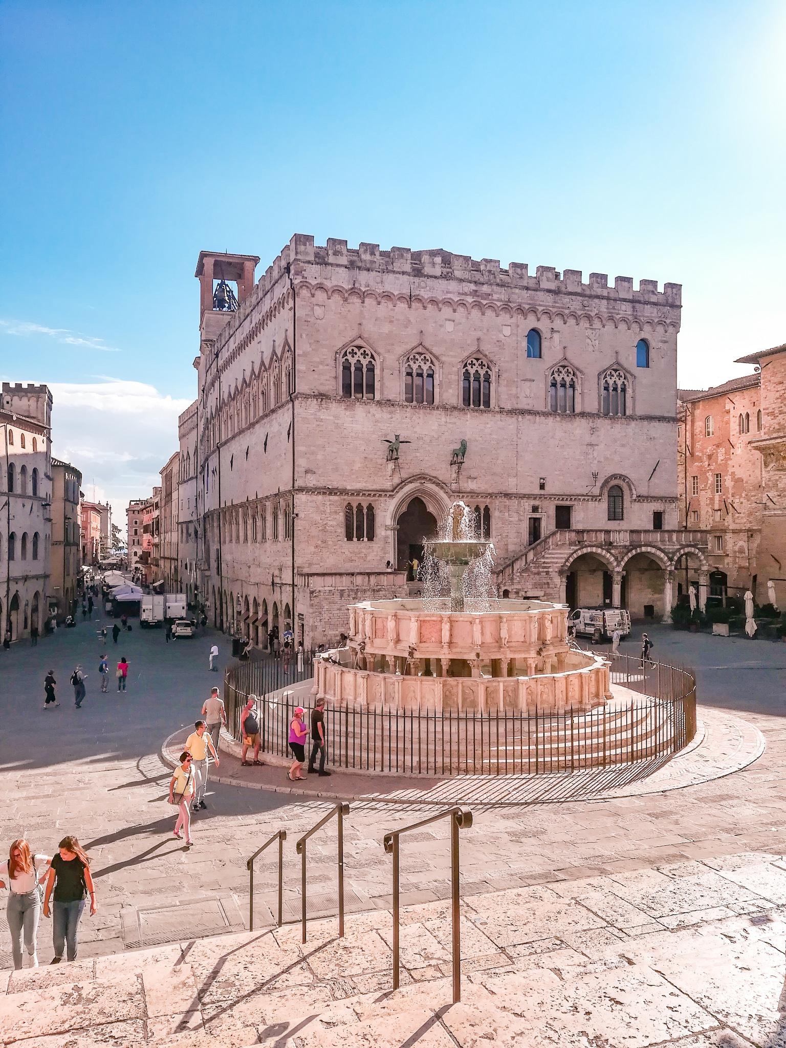 Cosa vedere a Perugia in mezza giornata