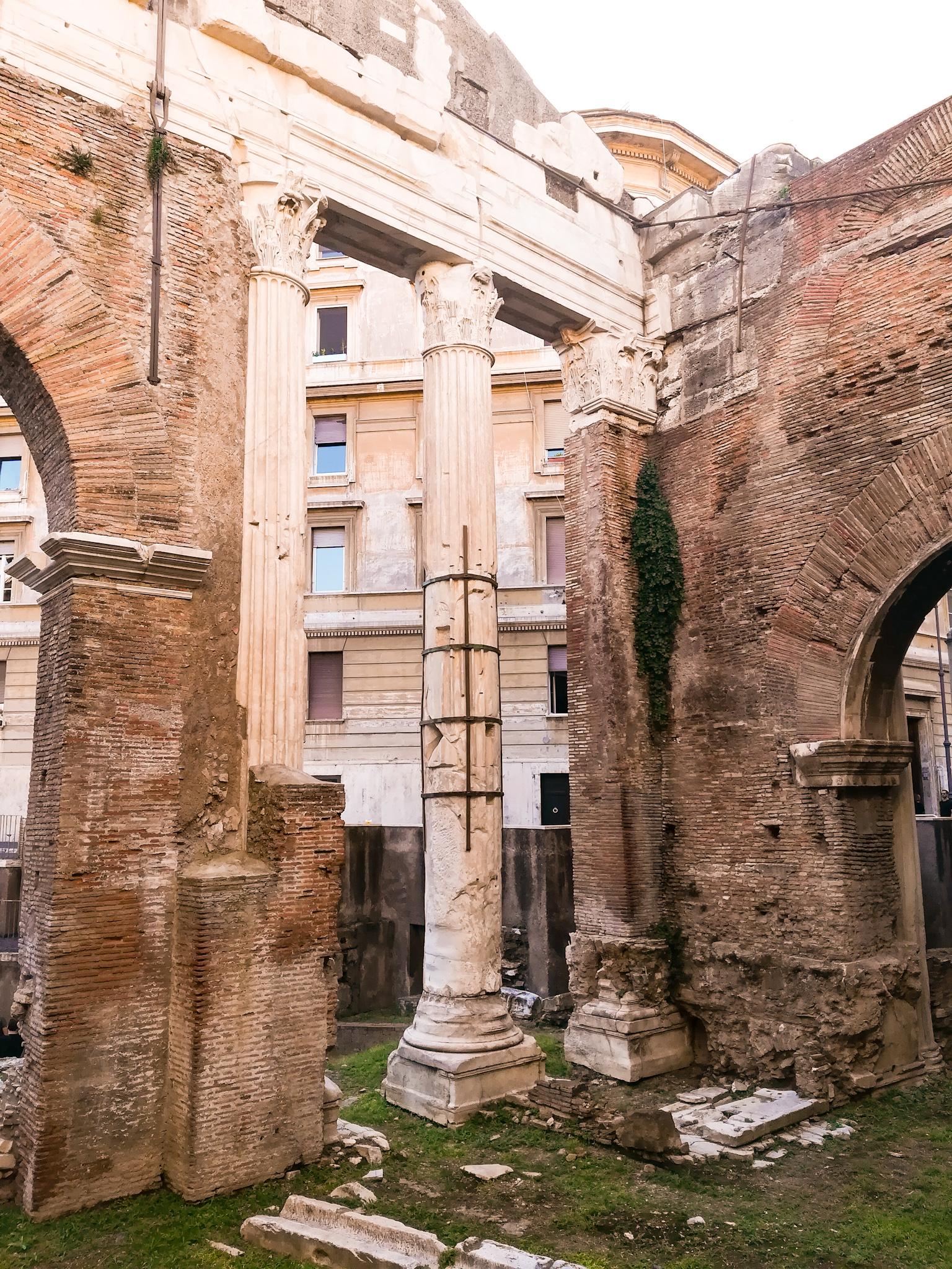 Il Portico d'Ottavia Roma