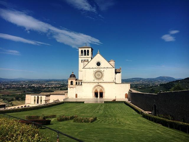 Assisi: Borsa del Turismo Religioso Internazionale dal 24 al 27 novembre