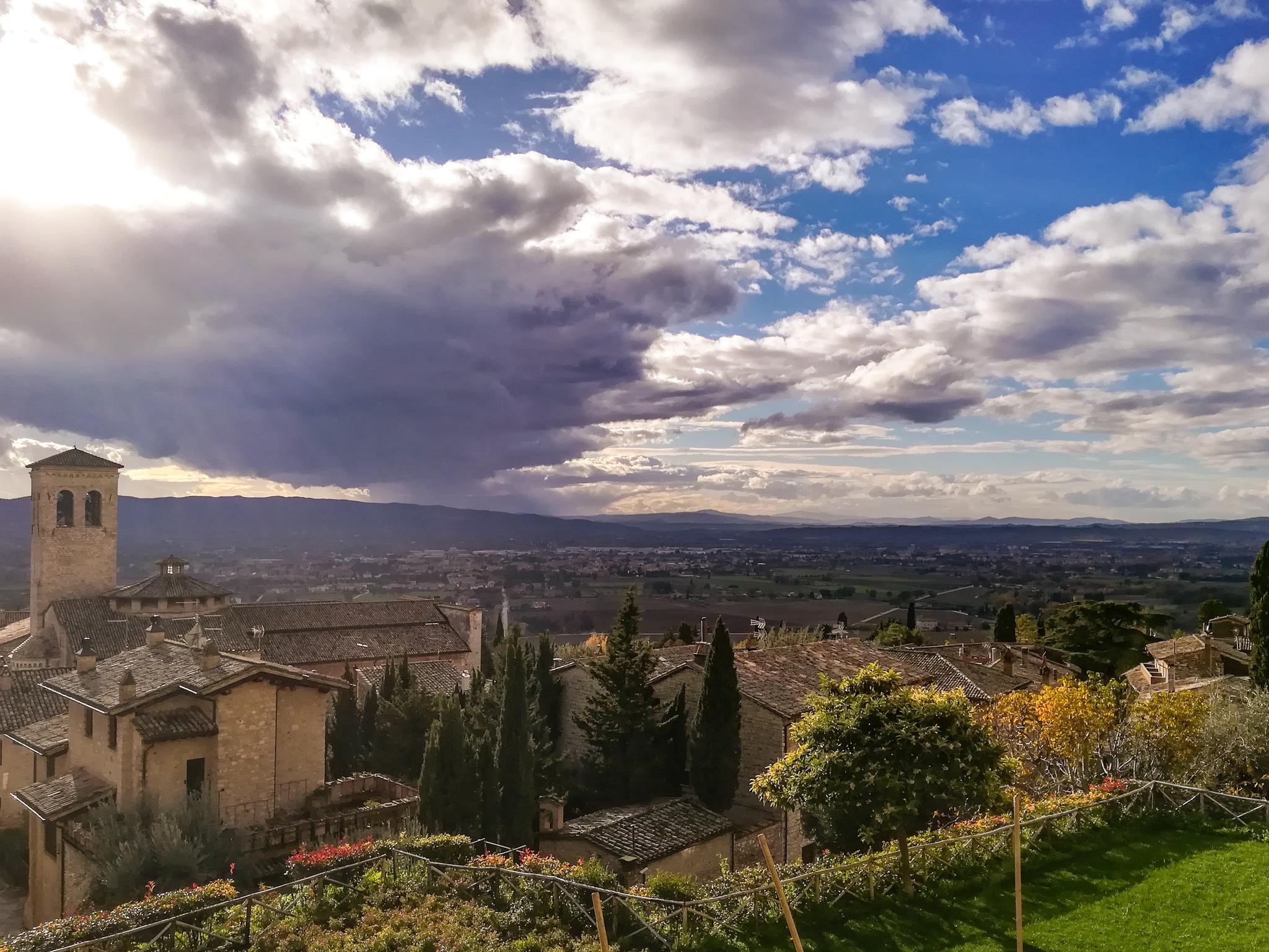 dove mangiare ad Assisi