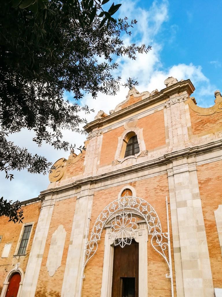 Chiesa Santa Maria del Carmine Lucera