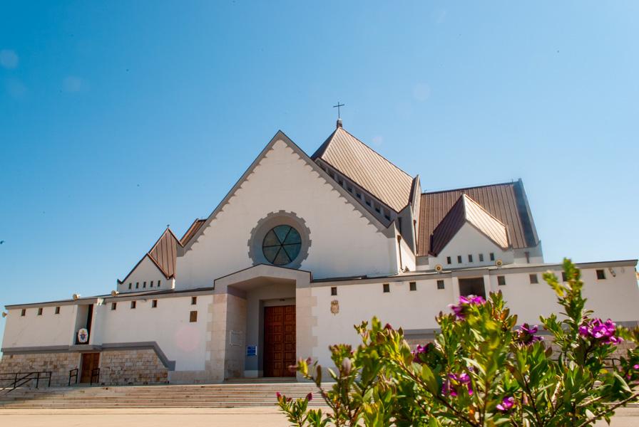 Santuario delle Madonna Incoronata di Foggia