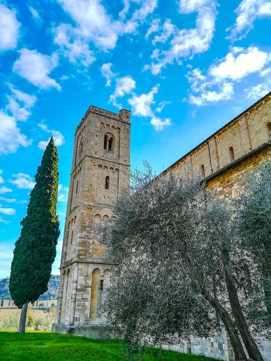 Abbazia di Sant'Antimo Montalcino