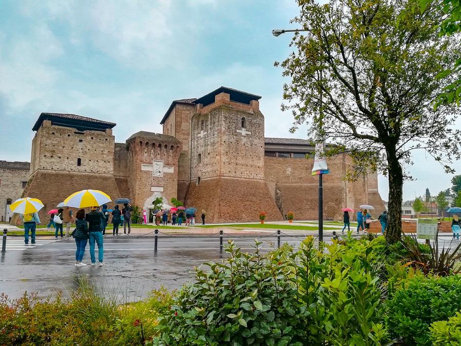Cosa vedere a Rimini Castel-Sisimondo