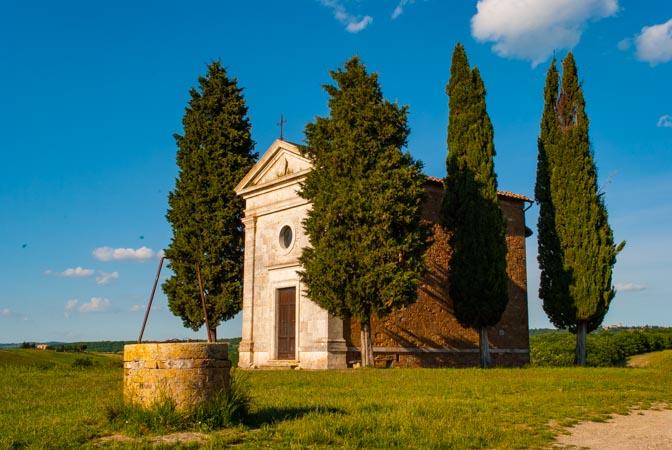 Cappella della Madonna della Vitaleta_