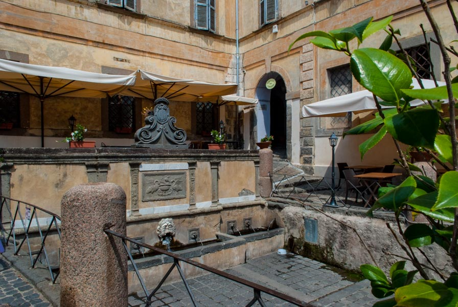 Fontana di San Rocco