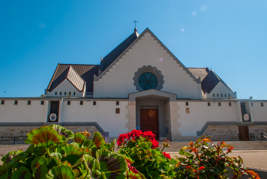 I Santuari mariani in Italia