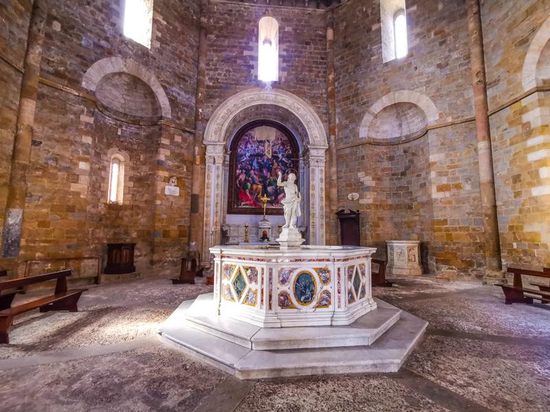 Battistero San Giovanni Volterra