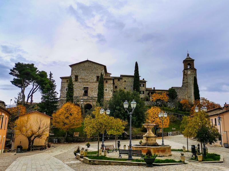 Borgo Storico di Greccio