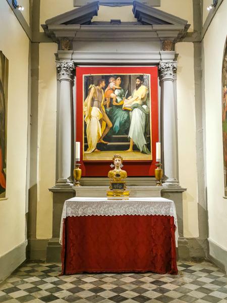 Museo Diocesano - Pala Rosso Fiorentino