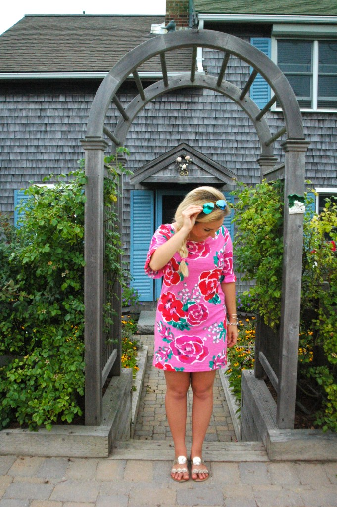 My Favorite Lilly Pulitzer Dress