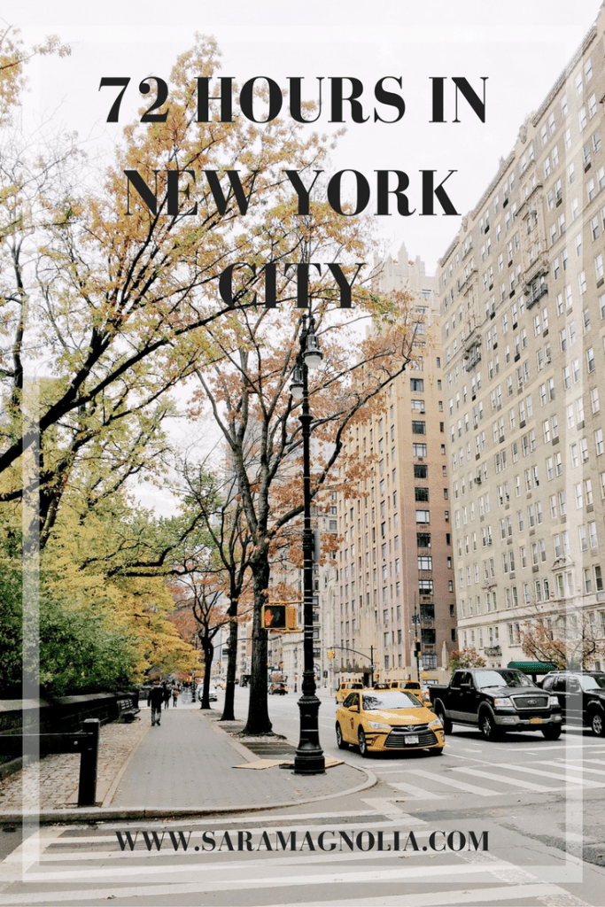 Our Weekend Trip to New York City (Where We Ate, Shopped, Stayed)