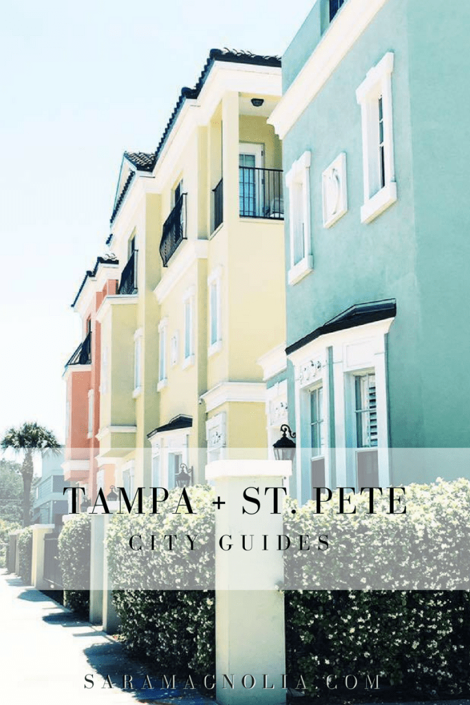 Tampa + St. Petersburg, Florida Guide