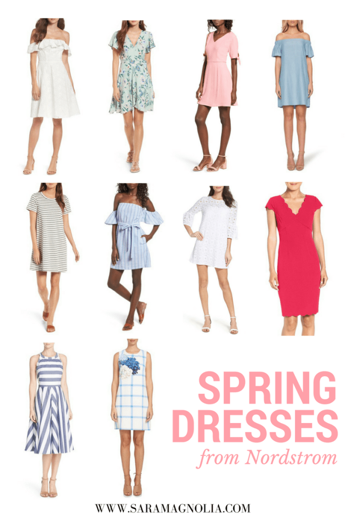 10 Dresses You Need this Spring from Nordstrom