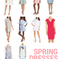 SPRING DRESSES FROM NORDSTROM