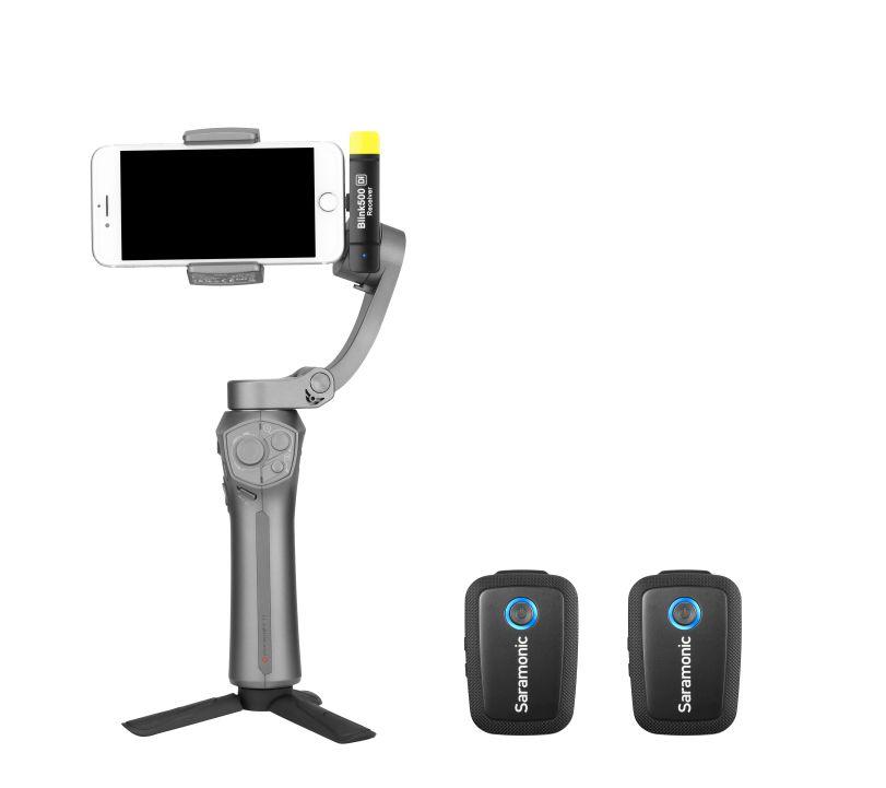 Saramonic Blink500 RXDi 無線麥克風接收器 iOS系統 lightning接頭 單一接收器