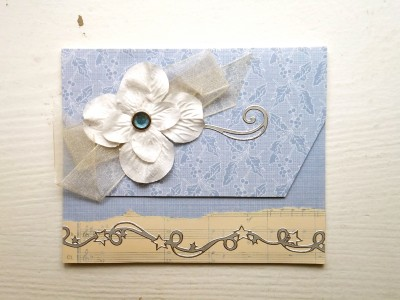 Sara Naumann gift card holder