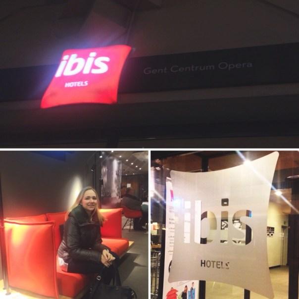 Ibis ghent centrum opera hotel accor hotels dutch fashion blogger citytrip travel report