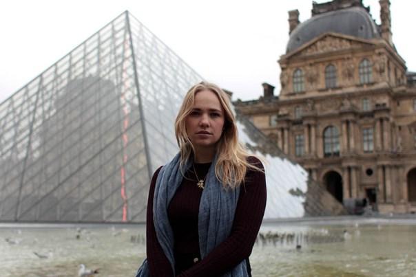 Louvre Outfit ootd fashion blogger SarandaAdriana paris dutch blog style zara imyf asos furla1