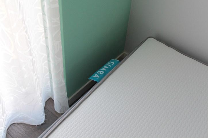 simba matras bedroom interior sleeping better