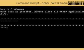 Windows 8.1 Cipher