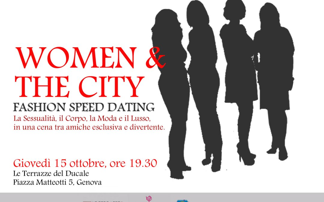 Women & The City: Fashion Speed Dating