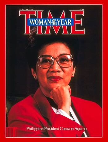 Corazon Aquino, Anya