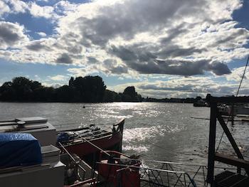Hammersmith'ten Thames Nehri