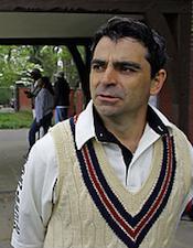 Joseph O'Neill, Cricket