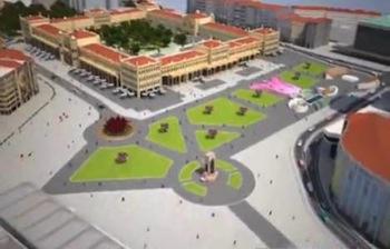 Taksim Barracks Plans