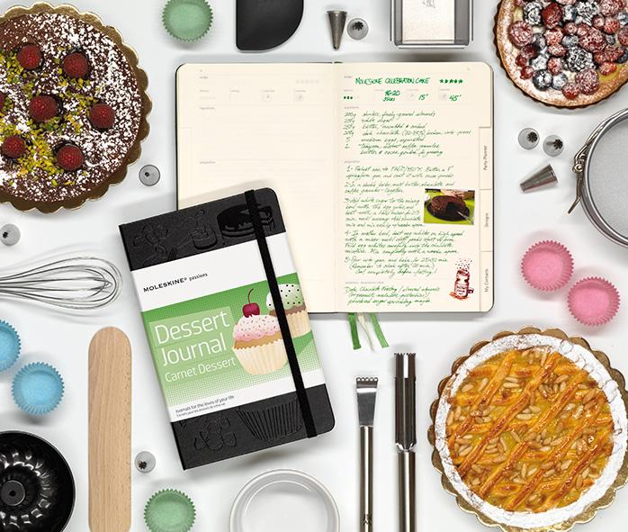 Moleskine Passions Dessert Journal