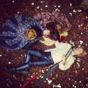 "Toby Regbo: in ""Reign""... Toby Regbo, Adelaide Kane e Megan Follows – La morte di Francis"