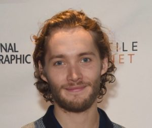 Toby Regbo - National Geographic