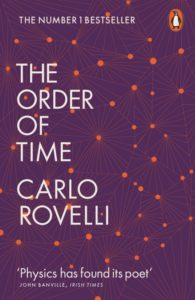 "Toby Regbo ORDER TIME ""THE ORDER OF TIME"" – Carlo Rovelli"