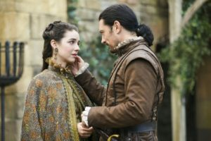 Mary e Bothwell (terzo marito)