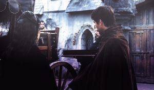 """Toby Regbo Francis Bash """"Reign"""" - Mary lascia la Francia e Bash le consegna il regalo di Francis"""