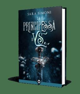 cover del romanzo la principessa di ys