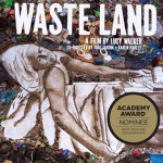 Waste Land poster for film by Lucy Walker about Vik Muniz