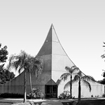 Victor Lundy's St. Paul's Lutheran Church in Sarasota (1958)
