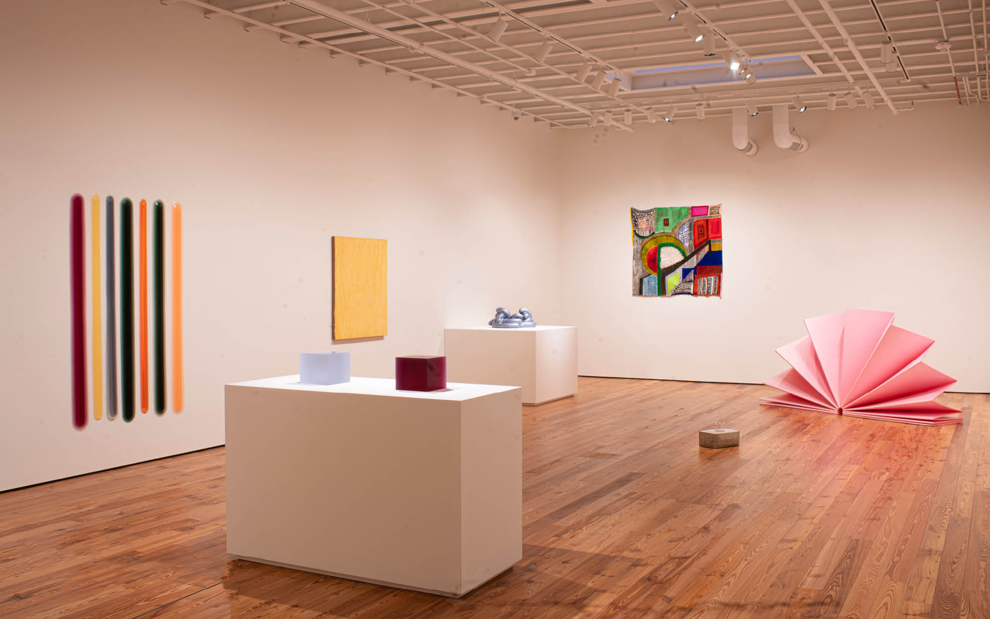 Color.Theory.&(b/w) Exhibition at Sarasota Art Museum's John & Charlotte Suhler Gallery