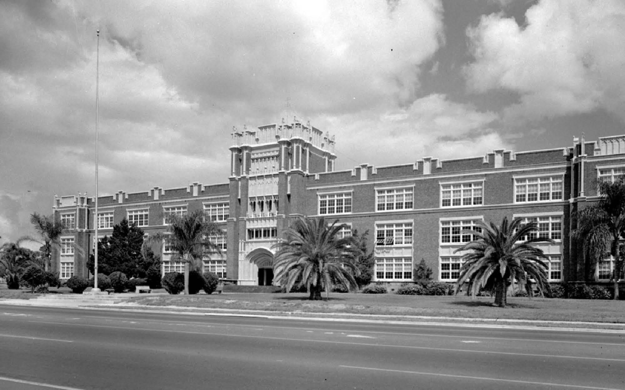 M. Leo Elliott - Former Sarasota High School