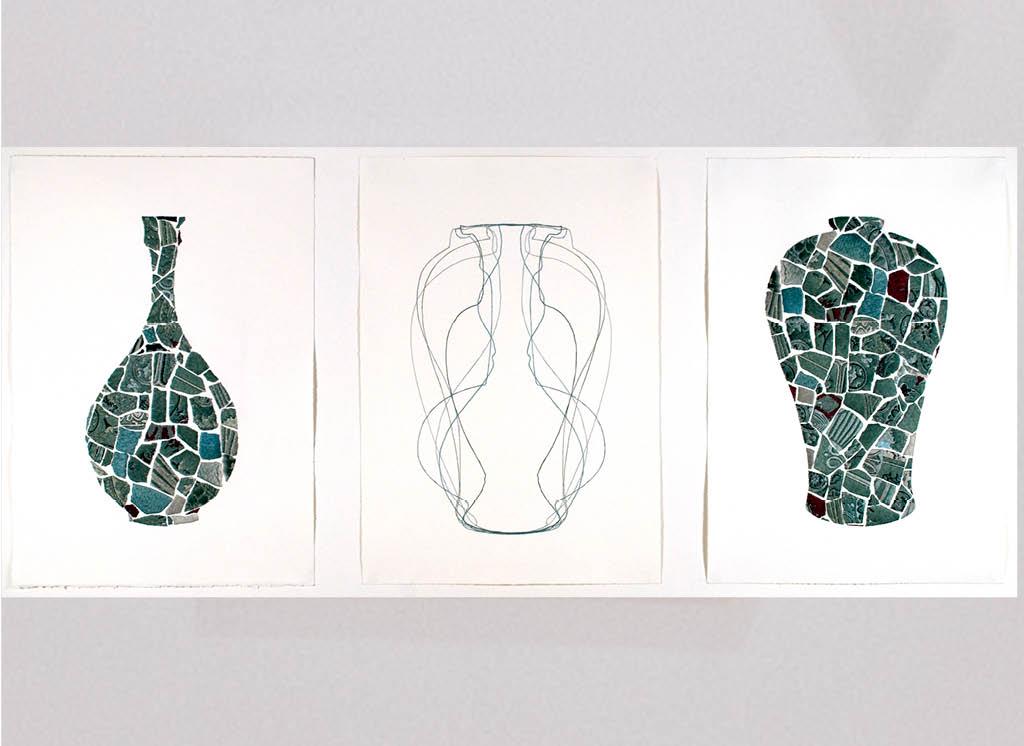 Jean Shin's Celadon Threads (2008)