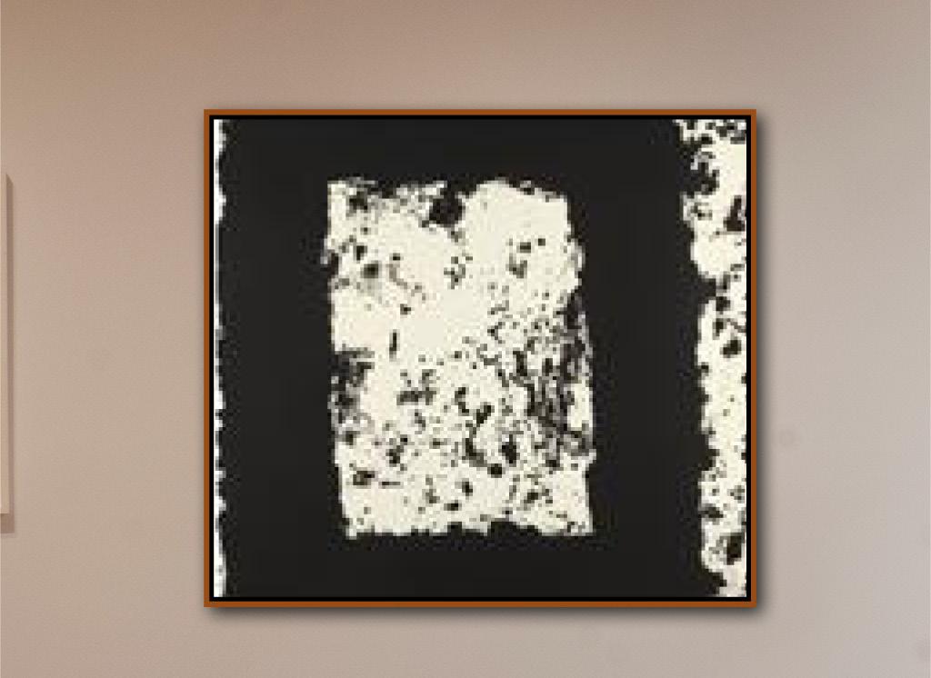 Richard Serra's Broad Cove Marsh I (1996)