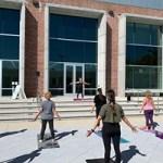 Yoga for ALL at Sarasota Art Museum