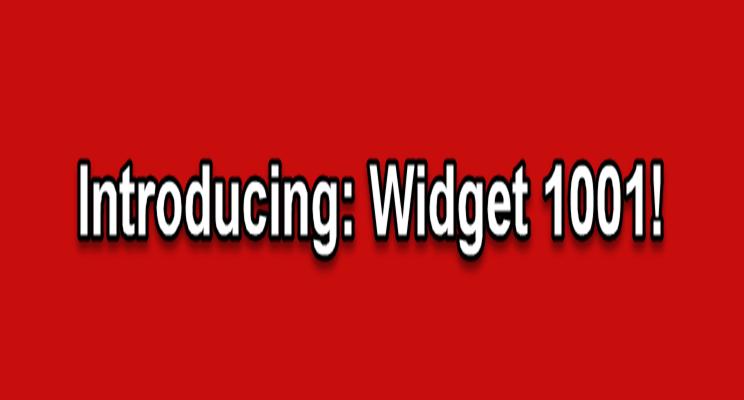 Widget1001