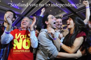 No-to-independence