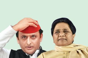 bjp dont like friendship of sp and bsp