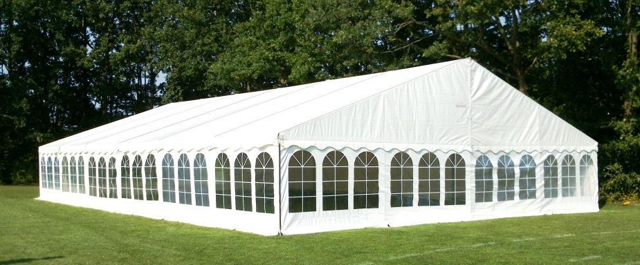 Party telte leveret af Sara Telte