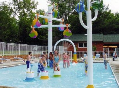 Kids Pool - playing